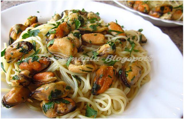 Fűszermánia: Spaghetti kagylóval