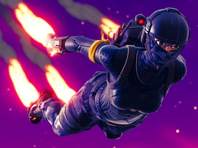 Elite Agent Skydiving Fortnite Battle Royale Wallpaper Hd Games 4k Wallpapers Images Photos And Background Cartoon Wallpaper Iphone Fortnite Wallpaper