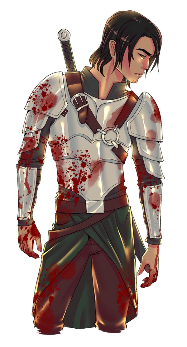 Niel Blood By Jornorinn by 0635722.deviantart.com on @DeviantArt