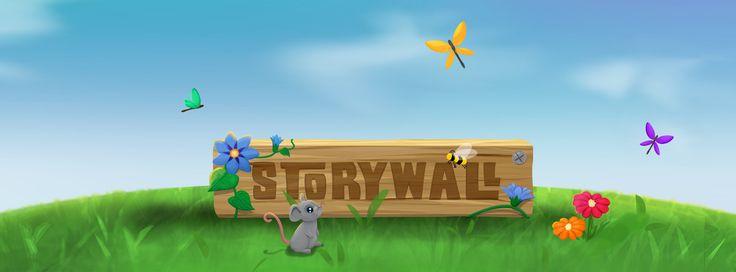 StoryWall logo