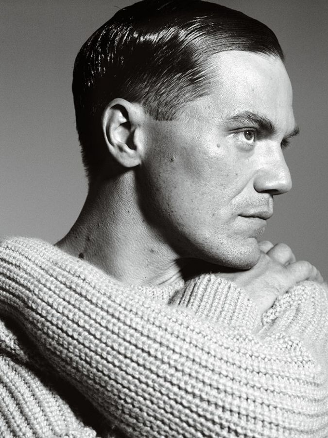 Michael Shannon (1974) - American actor and musician. Photo by Bryan Adams