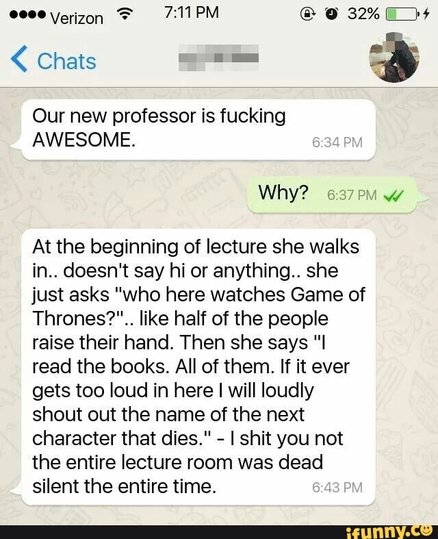 #college, #meme, #gameofthrones, #got, #textpost