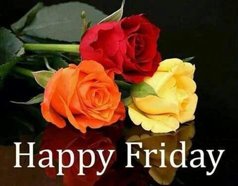 Happy Friday !!! Счастливая пятница !!!