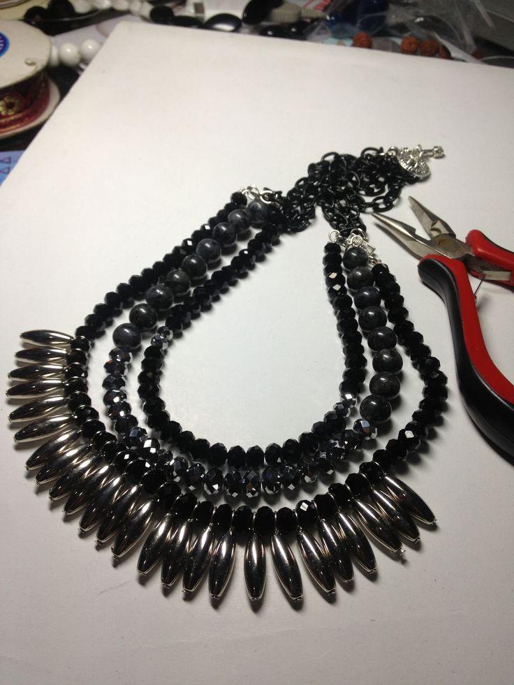#necklace #jewelry #tamiku