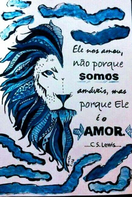 Jesus é amor!!