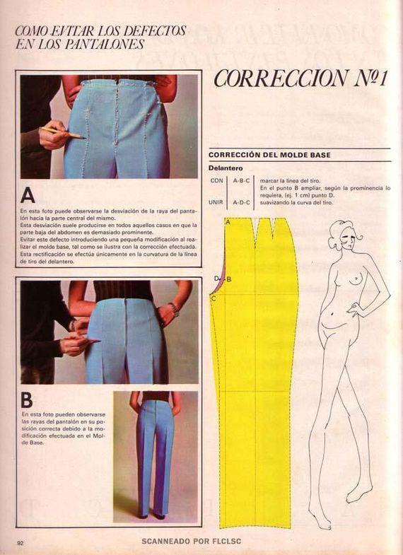 Regolazione pantaloni motivo di regolazione pantaloni pattern # 1