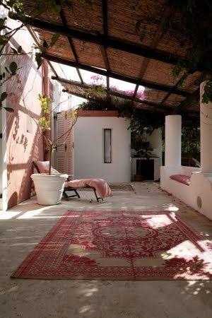 314 best bohemian patio 39 s p rches balconies for Decoration maison boheme