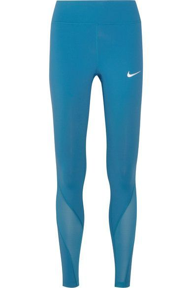 Nike - Power Epic Lux Dri-fit Leggings - Storm blue - x large