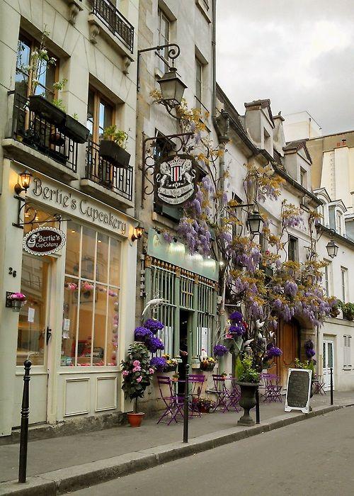 Bertie's Cupcakery, Paris, France
