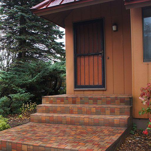 Batchelder Tile Porch Install
