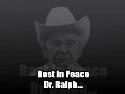 Rest In Peace ~Dr Ralph Stanley~ O' Death - YouTube