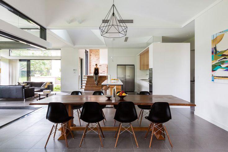 Superbe Killara House By Studio R. Arch InteriorArt Deco InteriorsModern Dining  RoomsContemporary ...