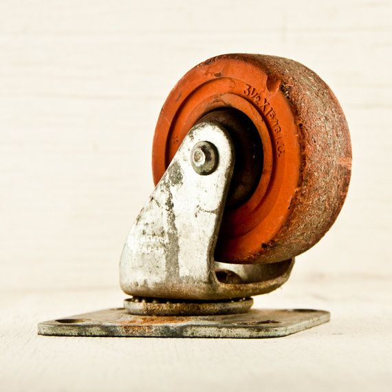 Valentines Day Old Wheel Industrial Mechanical Salvage