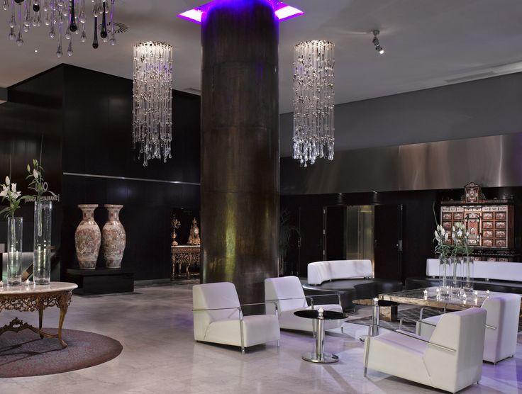 Hotel Meliá Madrid Princesa in Madrid, Madrid