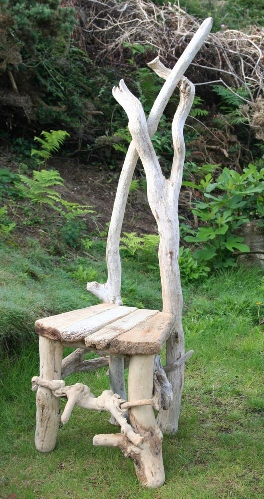 best  about rustic furniture on Pinterest  Garden