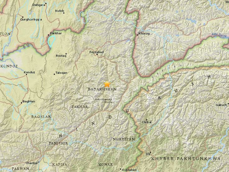 6.1 earthquake jolts northern India tremors felt in Delhi-NCR | India Information