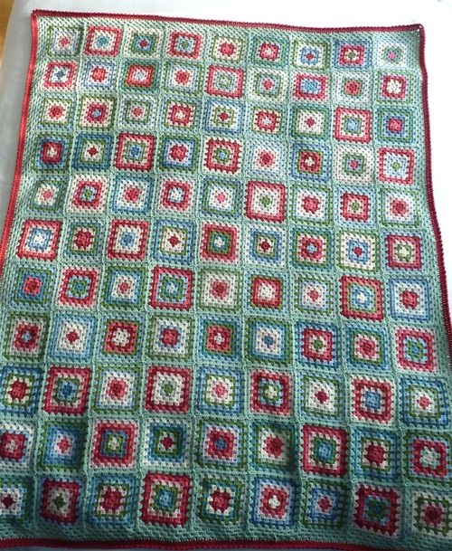 Little cotton rabbits - love her work: Colour, Crochet Blankets, Craft, Colors, Crochet Afghans Squares Motifs, Granny Blankets Squares, Afghans Crochet, Granny Squares, China