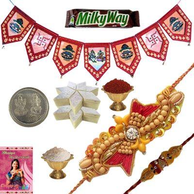 Send Rakhi to India with free shipping | Buy Online Rakhi with free shipping | Buy Online Rakhi gift: Mauli Rakhi For Visit are: http://india.send-rakhi.com/