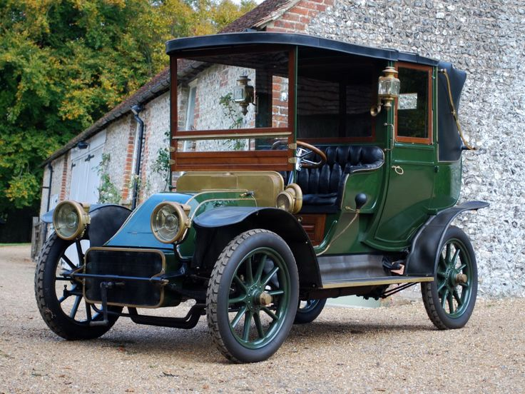 CGV 20 HP TC1 Landaulet '1906