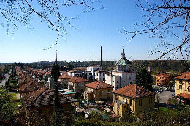 #Crespi d'#Adda, #CapriateSanGervasio, #Bergamo