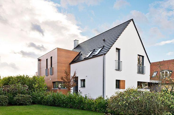 Siedlungshaus b scher architektur haus umbauen for Haus umbauen