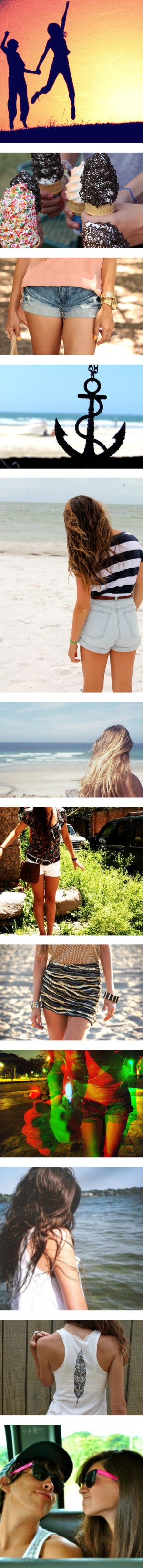 """580. summer pictures ;; part 3"" by dazzleme ❤ liked on Polyvore"