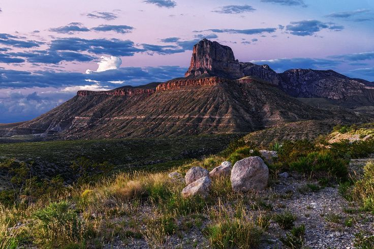 El Capitan (Guadalupe Mountains National Park, Texas) by Alex Mironyuk on 500px
