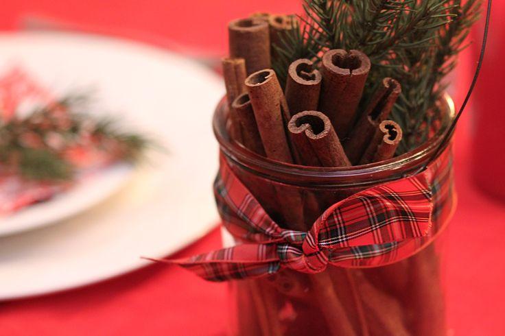 Décoration de Noël toute simple à réalisée ! #DIY #Noel #Christmas