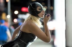 Stunning Catwoman Cosplay Girls
