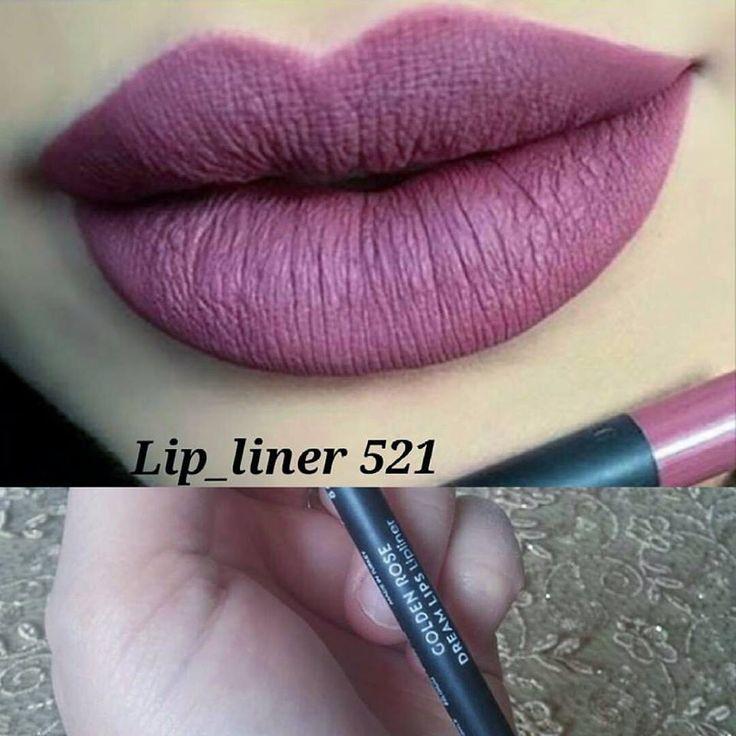 Golden Rose Dream Lips Lipliner - 521