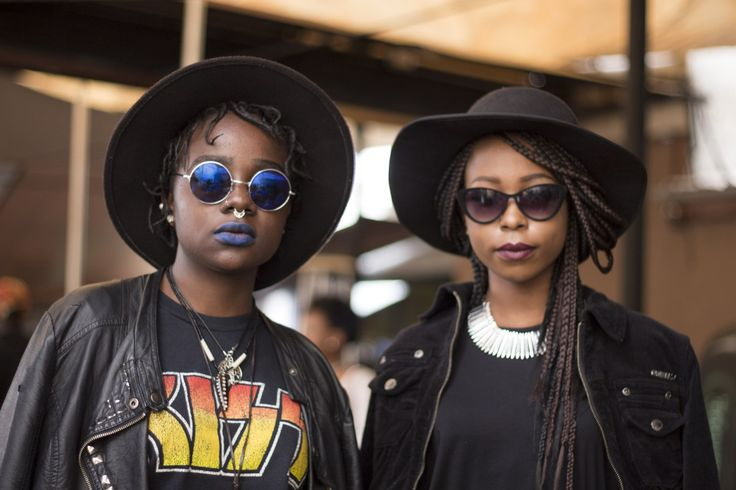 Hats and sunglasses has to be the biggest trend going in Nairobi right now, seen…