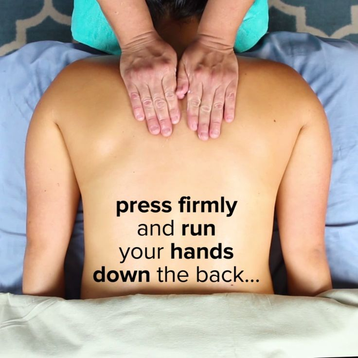 Easy Partner Upper Back Massage