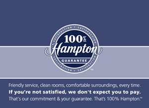 hampton inn 100 satisfaction guarantee Hampton inn suites wheeling - the highlands: 100 % satisfaction guarantee - see 477 traveler reviews, 61 candid photos, and great deals for hampton inn suites wheeling - the highlands at.
