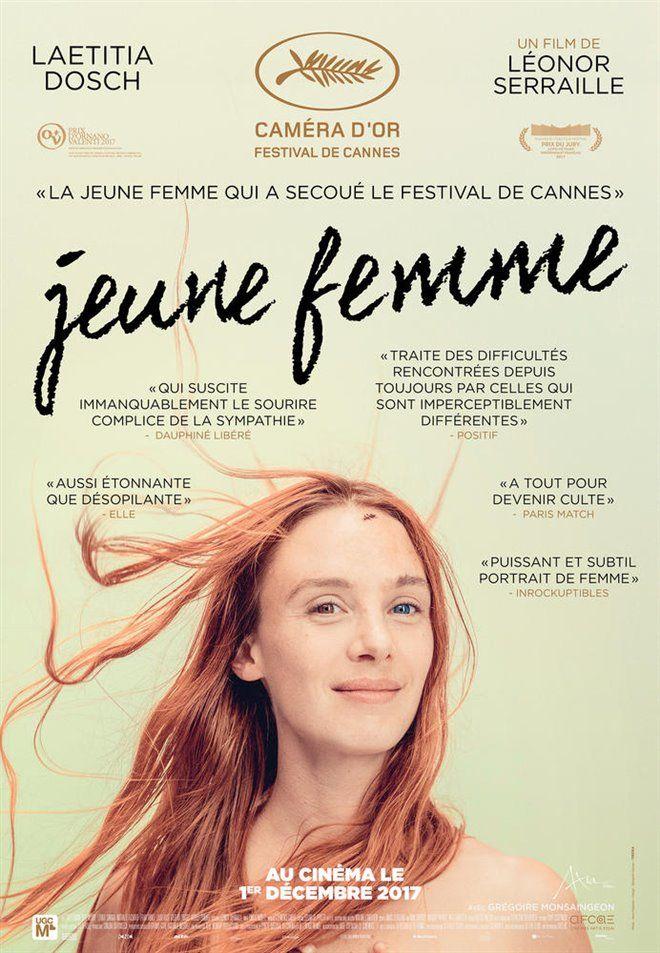 Resultado de imagem para Jeune femme 2017 poster