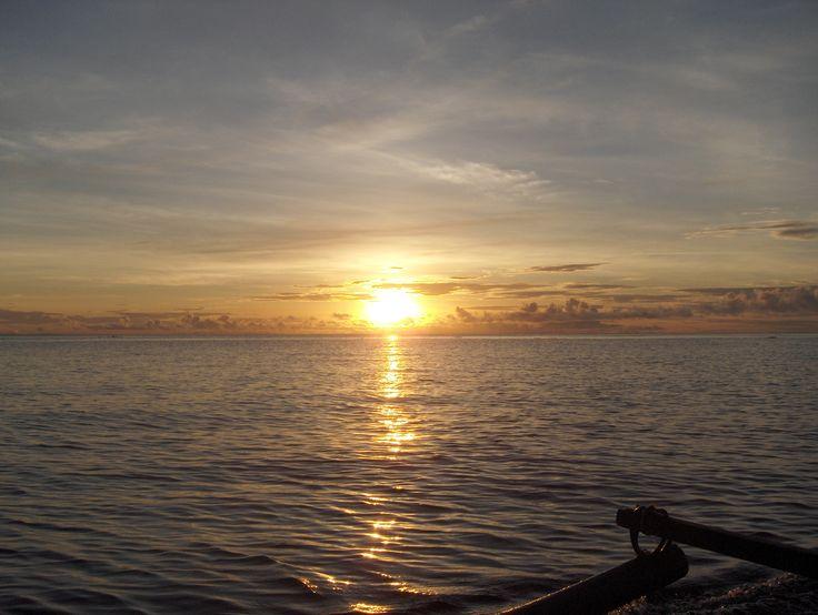 Sunrise Nusalaut