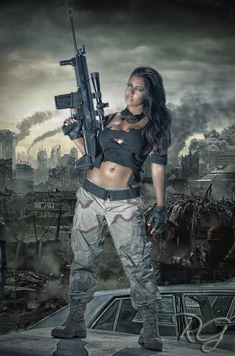 41 best pin up girls and guns images on pinterest revolvers firearms and weapons. Black Bedroom Furniture Sets. Home Design Ideas