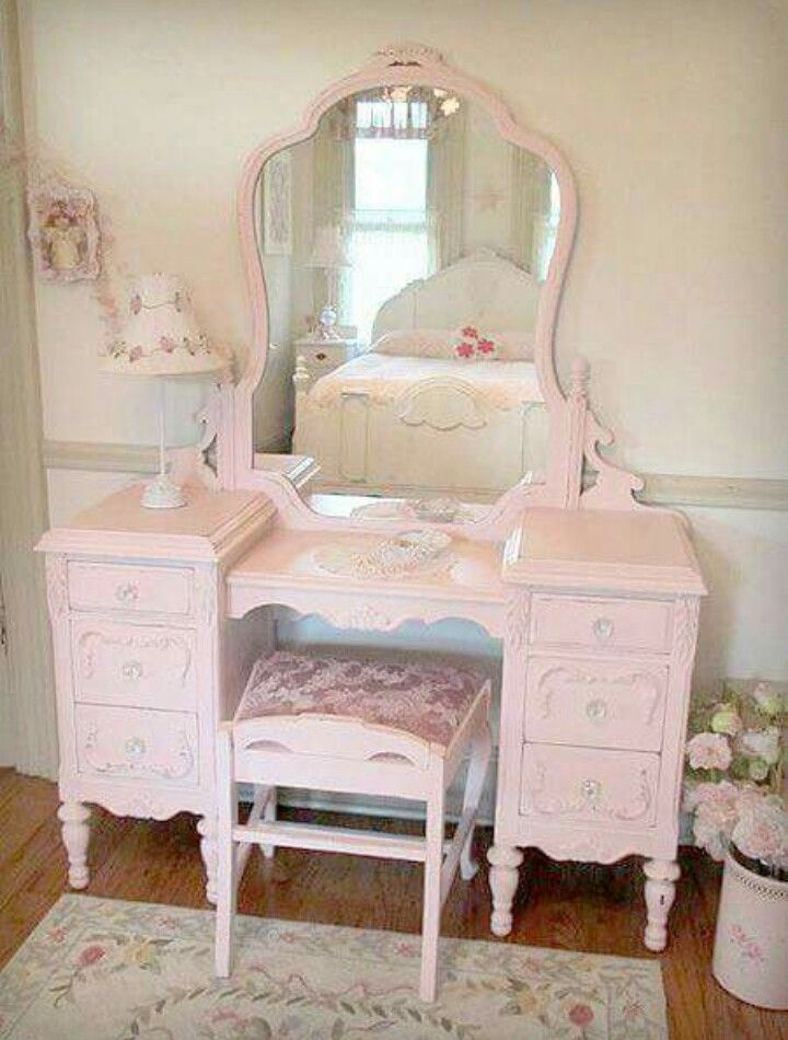 pin by on decor in 2019 shabby chic vanity shabby rh pinterest com