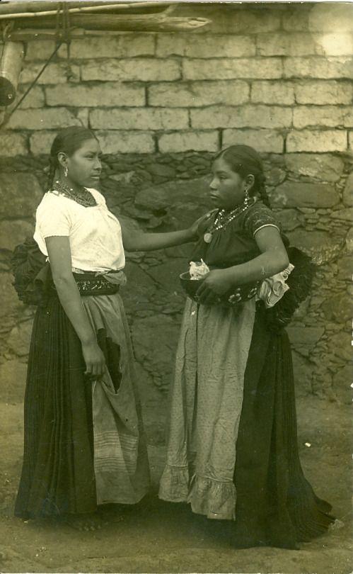 Mujeres Oaxaqueñas.