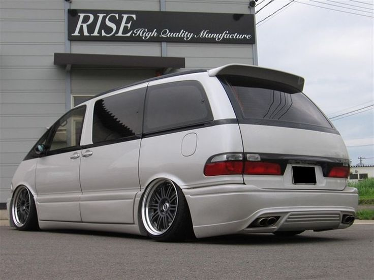 Another HOYNA 1993 Toyota Previa post... Photo 9271530