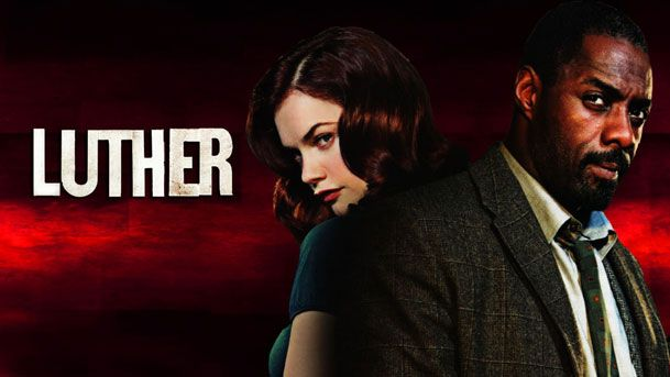 Season 3 of Luther on BBC America is really good.