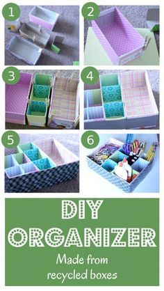 See Jamie Teach Homeschool: DIY Table Top Organize…