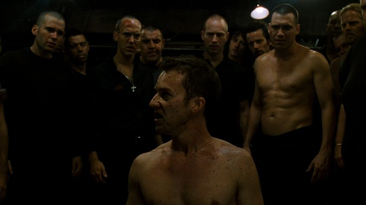 The Manliness of Fight Club