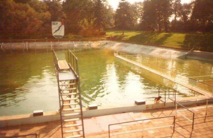 Zwembad Terworm Heerlen. Met dank aan de mensen die dit op de Facebookpagina Heerlen Heële hebben geplaatst.