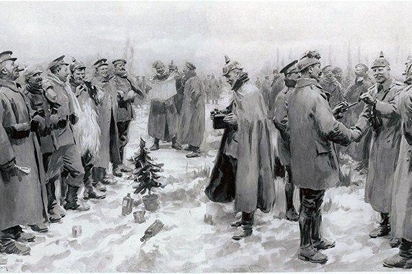 Tregua di Natale del 1914
