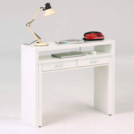 Inspirational Konsolentisch Schreibtisch Kombination im Skandi Stil g nstig online bestellen Versandkostenfrei ab nur