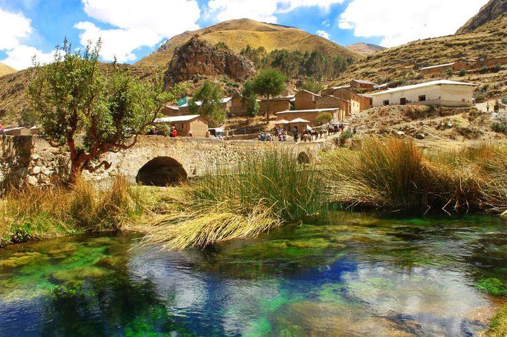 10 Destinos turisticos en Perú para Viajar en Vacaciones