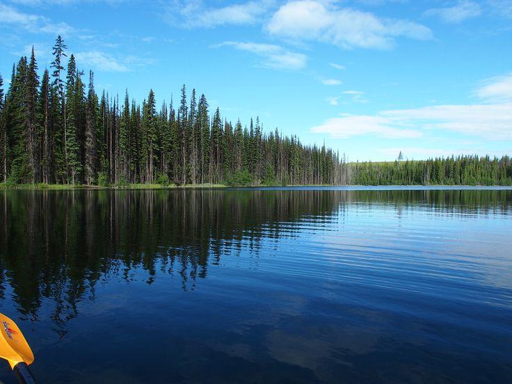 Community Lake, Kamloops BC, July 2014