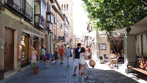 Paisajes de Toledo en mi Euroviaje en mi Euroviaje