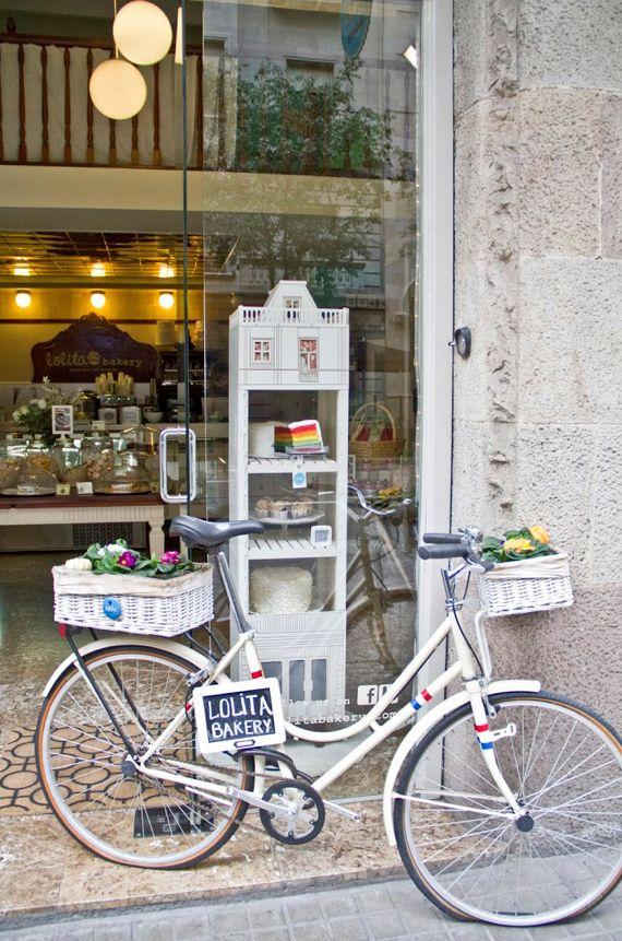 M s de 1000 ideas sobre ruedas de bicicleta en pinterest for Muebles para escaparates