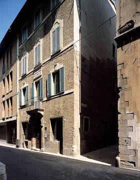 Pesaro. Casa Rossini
